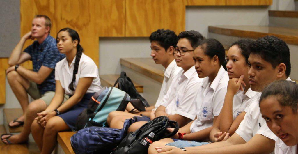 Students - Listening